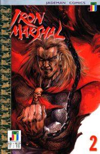 Iron Marshal #2 (1990)