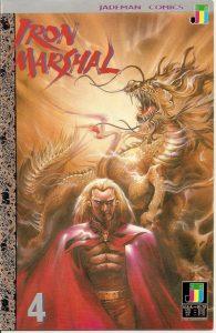 Iron Marshal #4 (1990)