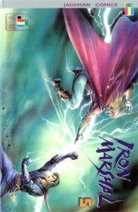 Iron Marshal #5 (1990)