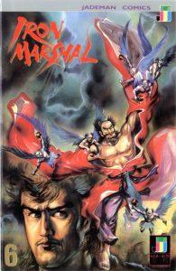 Iron Marshal #6 (1990)