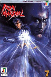 Iron Marshal #7 (1990)