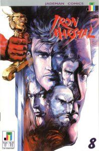Iron Marshal #8 (1990)