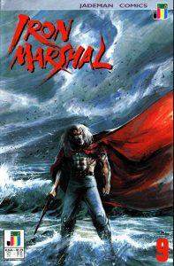 Iron Marshal #9 (1990)
