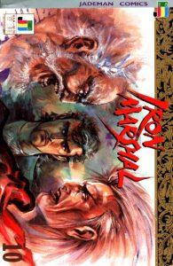 Iron Marshal #10 (1990)