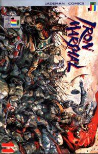 Iron Marshal #11 (1990)