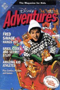 Disney Adventures #2 (1990)