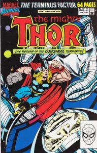 Thor Annual #15 (1990)