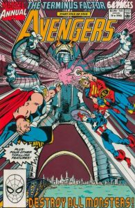 Avengers Annual #19 (1990)