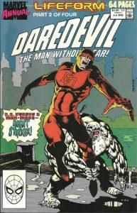 Daredevil Annual #6 (1990)