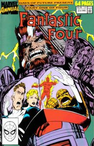 Fantastic Four Annual #23 (1990)