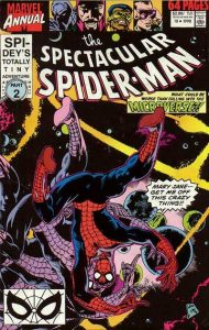 The Spectacular Spider-Man Annual #10 (1990)