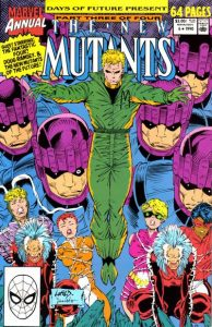The New Mutants Annual #6 (1990)