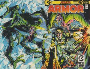 Armor #7 (1990)