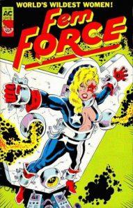 FemForce #24 (1990)