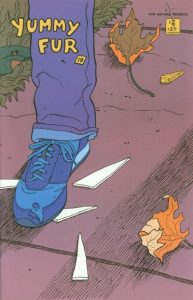 Yummy Fur #19 (1990)