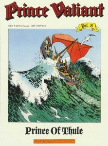 Prince Valiant #8 (1990)