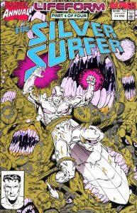 Silver Surfer Annual #3 (1990)