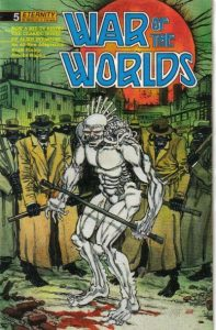 War of the Worlds #5 (1990)