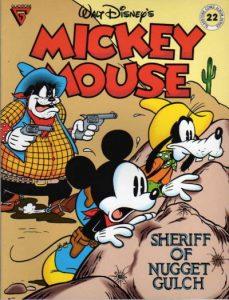 Gladstone Comic Album #22 (1990)