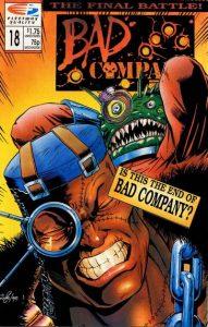 Bad Company #18 (1990)