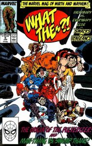 What The--?! #6 (1990)