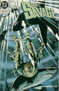 Doc Savage #16 (1990)
