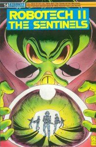 Robotech II: The Sentinels #14 (1990)