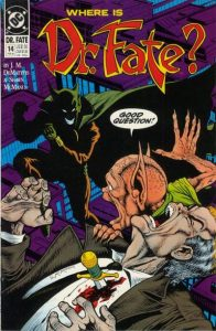 Doctor Fate #14 (1990)