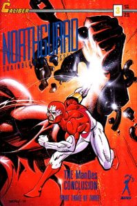Northguard: The ManDes Conclusion #3 (1990)