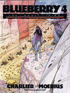 Epic Graphic Novel: Blueberry #4 (1990)