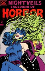 Nightveil's Cauldron of Horror #2 (1990)