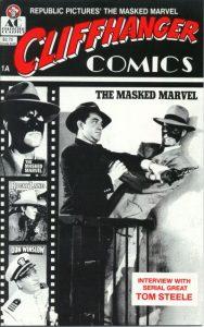 Cliffhanger Comics #1A (1990)