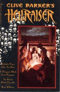Clive Barker's Hellraiser #4 (1990)