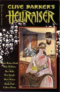 Clive Barker's Hellraiser #5 (1990)