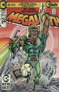 Megalith #3 (1990)