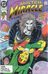 Mister Miracle #13 (1990)