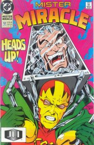 Mister Miracle #12 (1990)