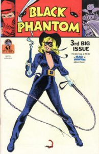 Black Phantom #3 (1990)