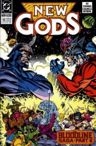 New Gods #12 (1990)