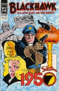 Blackhawk #11 (1990)