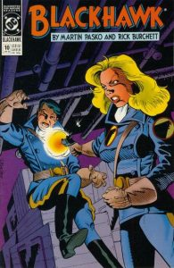 Blackhawk #10 (1990)