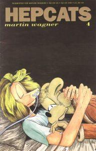 Hepcats #4 (1990)