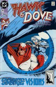 Hawk and Dove #10 (1990)
