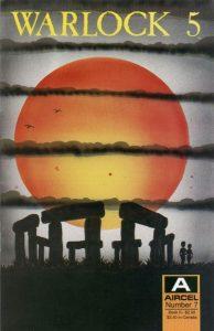 Warlock 5 Book II #7 (1990)