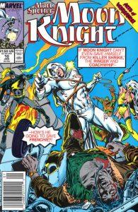Marc Spector: Moon Knight #10 (1990)
