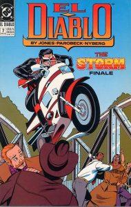 El Diablo #7 (1990)