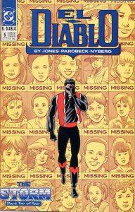 El Diablo #5 (1990)