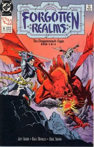 Forgotten Realms #6 (1990)
