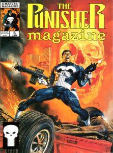 The Punisher Magazine #6 (1990)