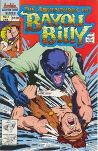 The Adventures of Bayou Billy #3 (1990)